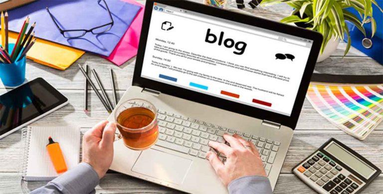 A Checklist for Blog Writing