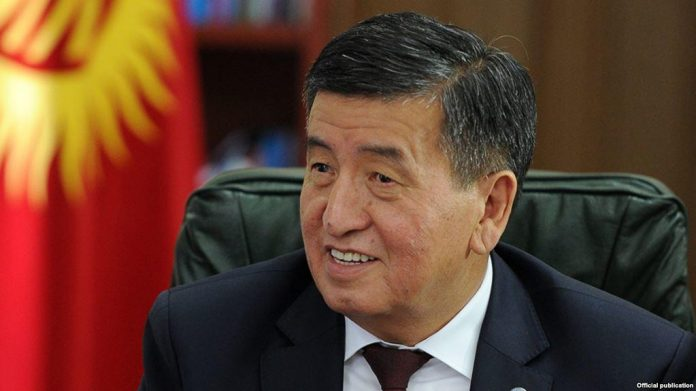 Sooronbay Jeenbekov - The News Today-TNT