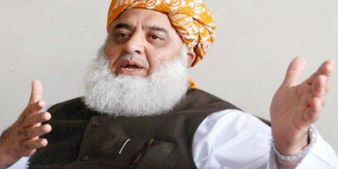 Maulana Fazlur Rehman - The News Today - TNT