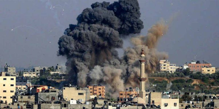 KSA, Turkey, UAE call for global action to end Israeli aggression against Palestinians