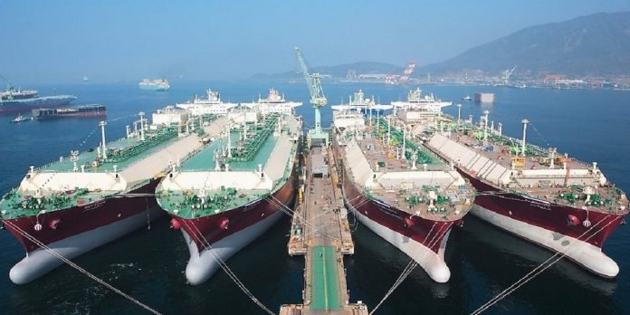 LNG cargoes - The News Today - TNT