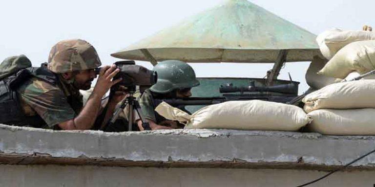 One cop, one terrorist killed in firing from inside Afghanistan: ISPR
