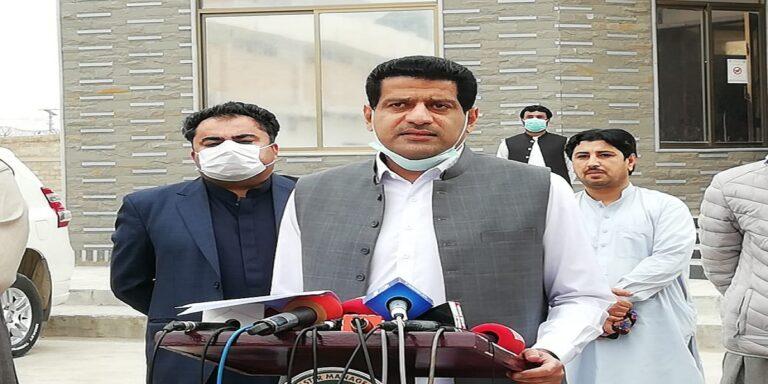 34 of 65 Balochistan Assembly members have taken refuge at speaker's house: Buledi