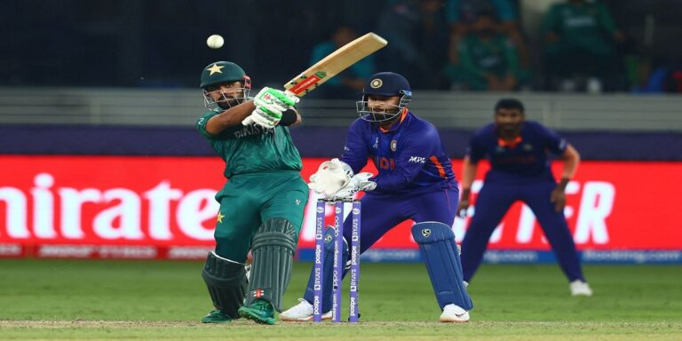 T20 World Cup: Pakistan thrash India by 10 wickets; make new history