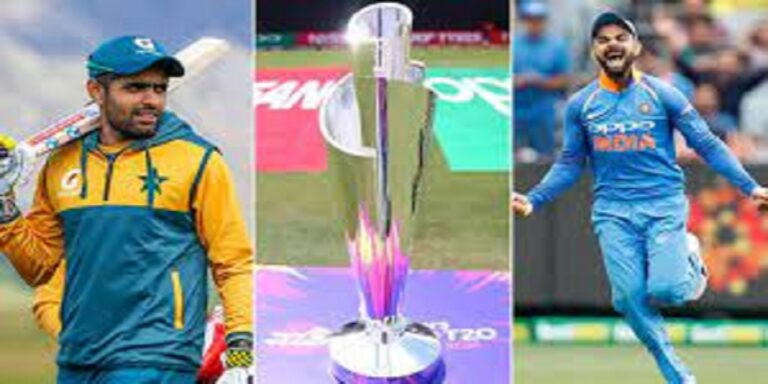 T20 World Cup: Pakistan to lock horn with India in high voltage clash