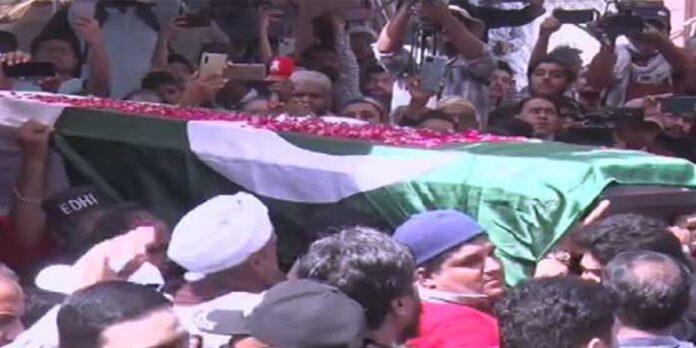 Umer Sharif - The News Today - TNT